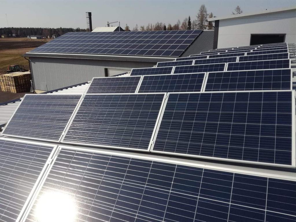 JTJ-Solar yritys Teuva